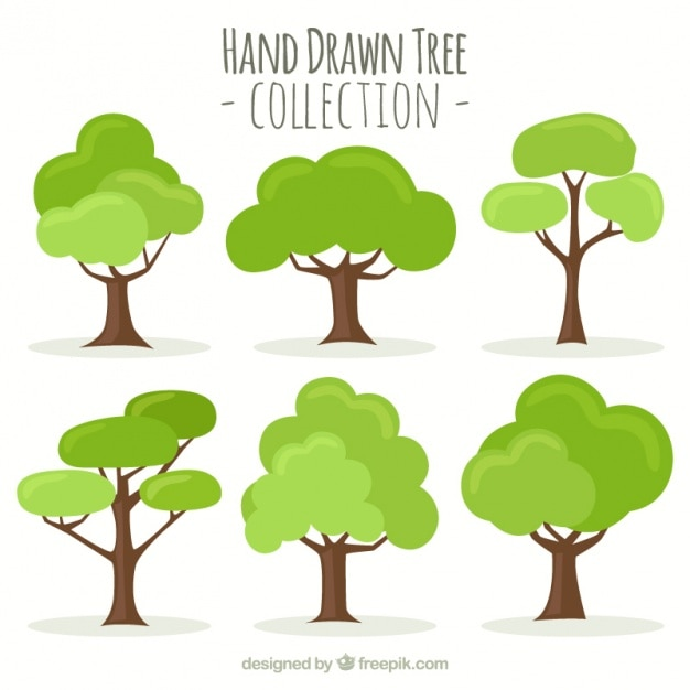 tree vectors photos and