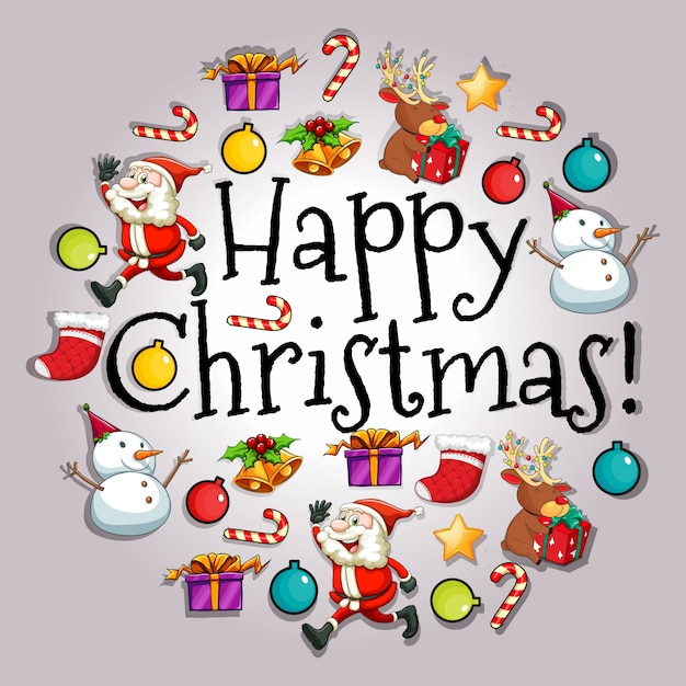 Happy Christmas Image Happy Christmas Images Wallpapers