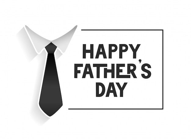Free Vector | Happy fathers day template