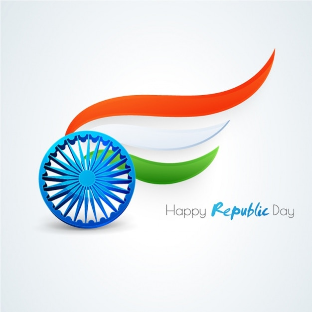 happy republic day background with abstract indian flag 1302 485 - Top 7 Happy Republic Day ( गणतंत्र दिवस कविता ) Poems in Hindi