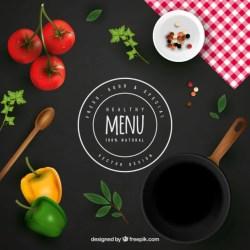 vector menu background healthy hd fondo saludable fundo ai edit ago years