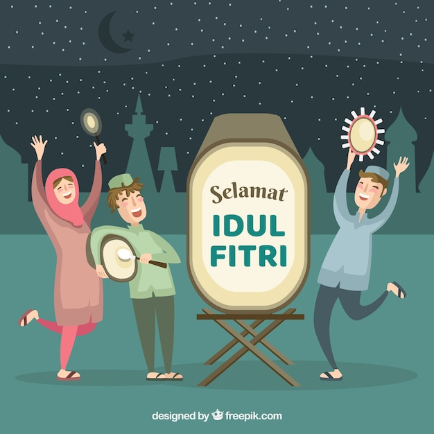 Idul Fitri Free Vectors Stock Photos Psd