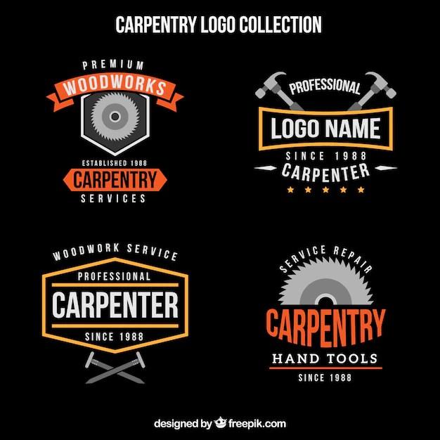 Vintage Tool Company Logos