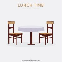Tables And Chairs Vectors, Photos and PSD files   Free ...