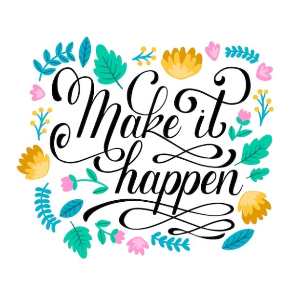 Image result for make it happen free image
