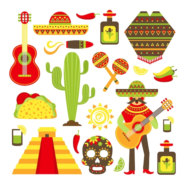 Famous mexican icons