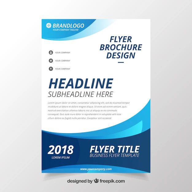 promotional brochure ideas