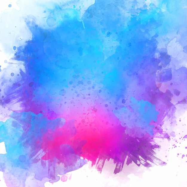 painted watercolour texture vector