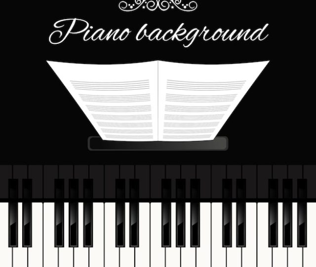 Piano Vectors And Photos Free Graphic Resources