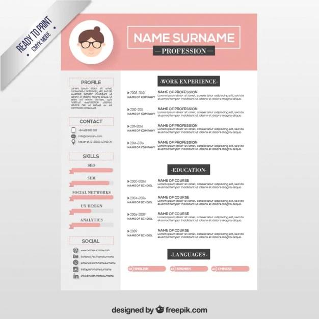 graphic design resume template download - Graphic Design Resume Example