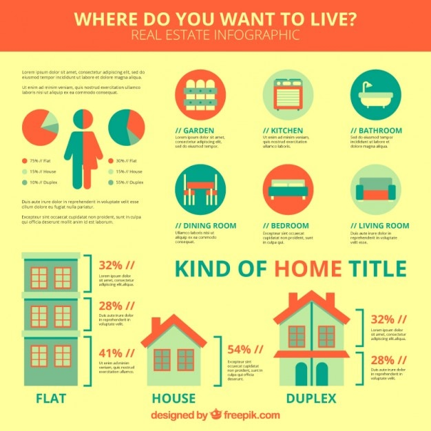 download vector real estate