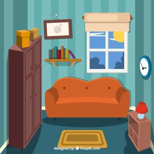 living vector empty freepik sofa furniture designs ago vectors modern couch ai edit