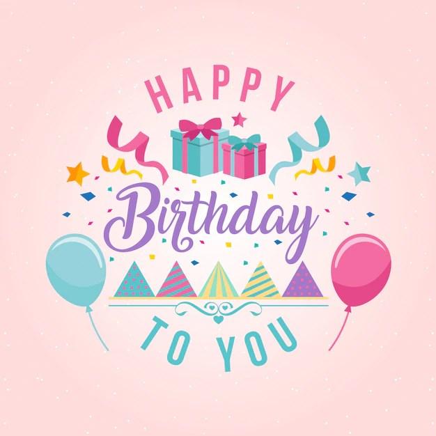surprise theme happy birthday