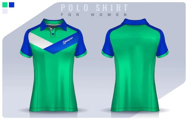 Download T-shirt sport design for women, soccer jersey mockup for ...