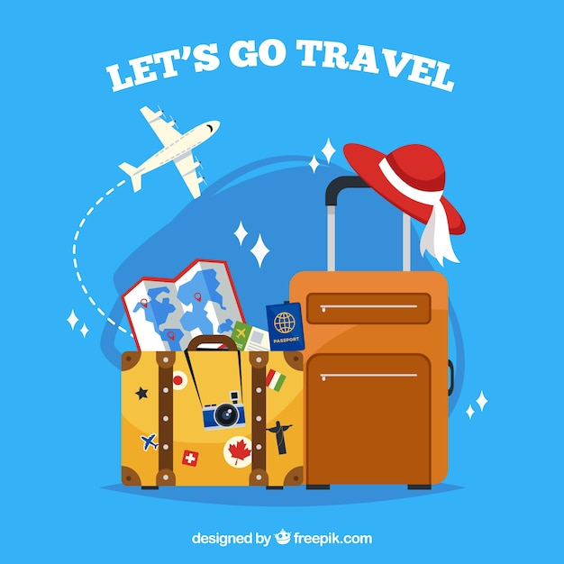 Travel Agency Vectors Photos and PSD files  Free Download