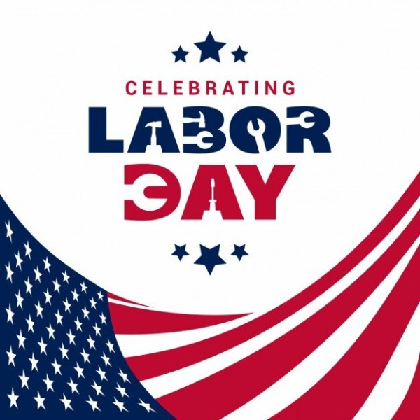 labor day vectors free vector