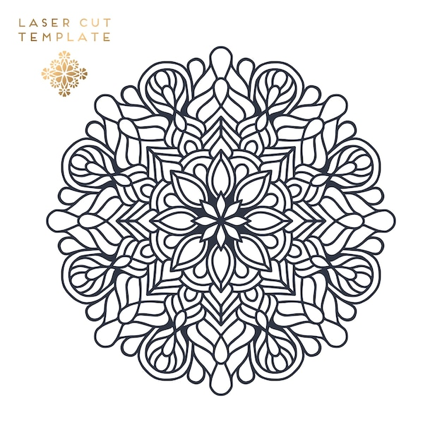 Vector Indian Mandala Vector Free Download