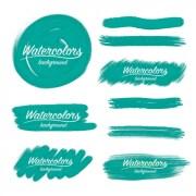 paint brush vectors