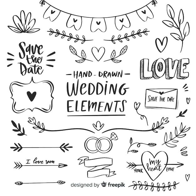 Wedding Couple Vectors Photos and PSD files  Free Download