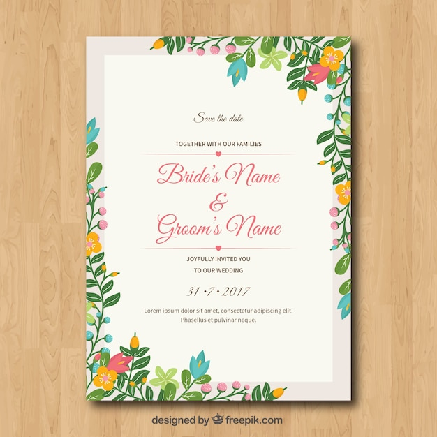 Wedding Invitations By Lavender Blue Via Oh So Beautiful Paper 10