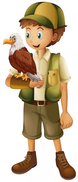 Zookeeper Vectors Photos and PSD files  Free Download