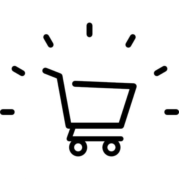 Warenkorbzeichen  Download Der Kostenlosen Icons