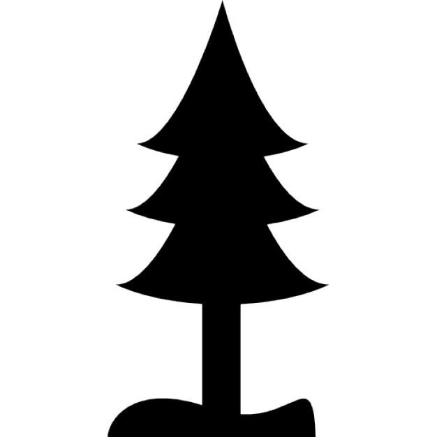 Pino silhouette  Scaricare icone gratis