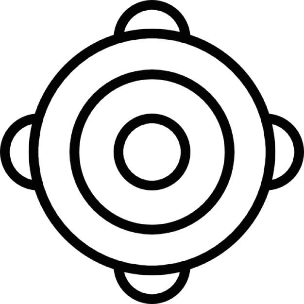 téléchargement de la boussole pour le firmware mobile