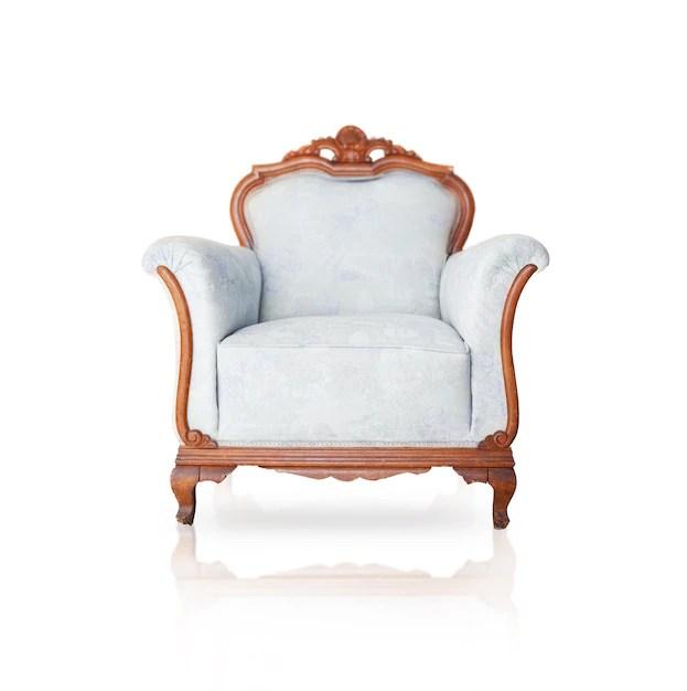 ancien fauteuil en bois photo gratuite