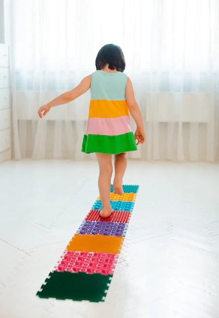 tapis de massage orthopedique pour bebe