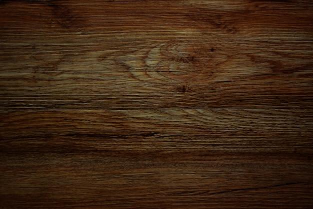 Fond De Texture Bois Fonce Photo Premium