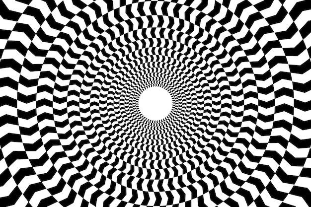 fond d ecran avec illusion d optique