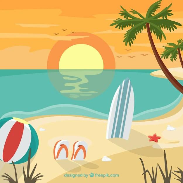 bola de playa para imprimir