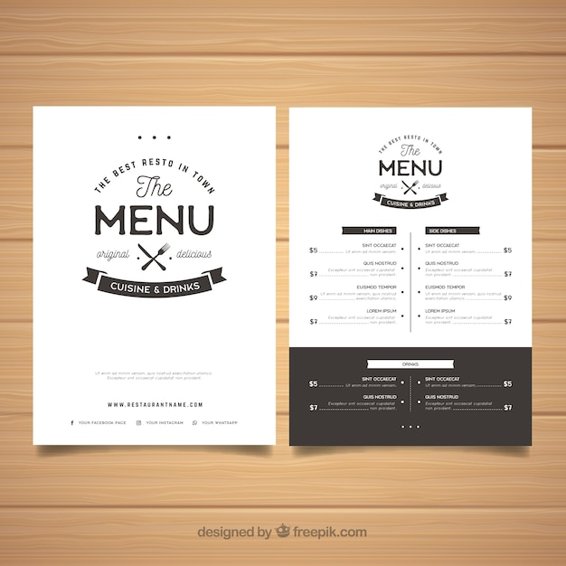 table bar cuisine design