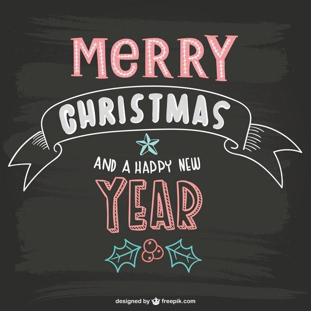 Frohe Weihnachten Schriftzug Mit Tafel Textur Download