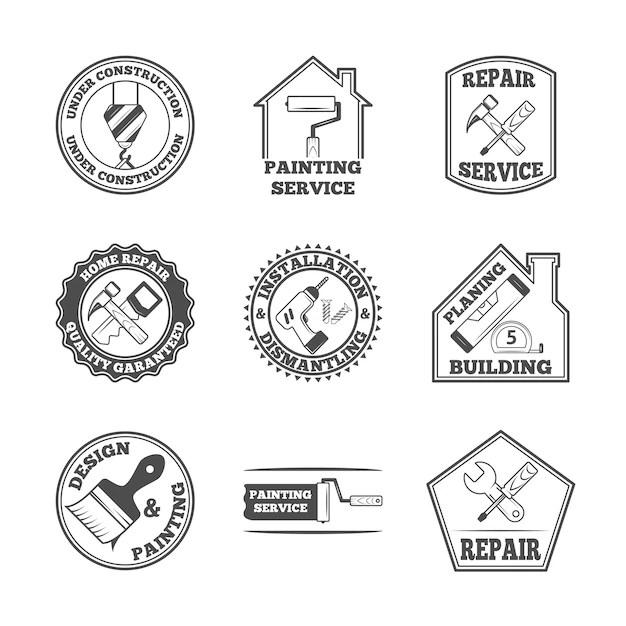 Home Reparatur panting Service Qualität Gebäude