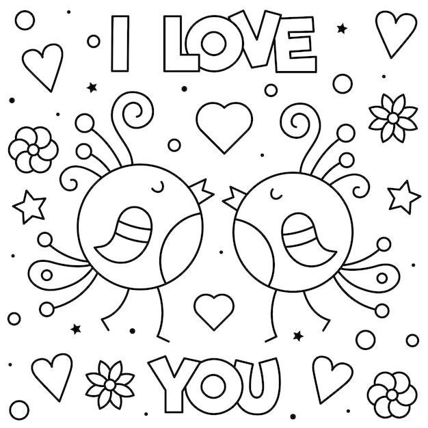 Malvorlagen Liebe Online - Kinder zeichnen und ausmalen