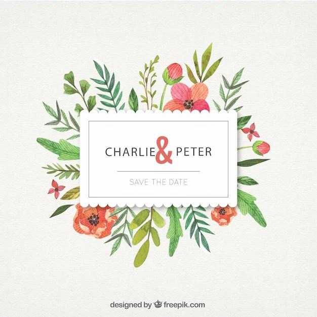 Rote Blumen mit Blttern Hochzeit Ornament  Download der