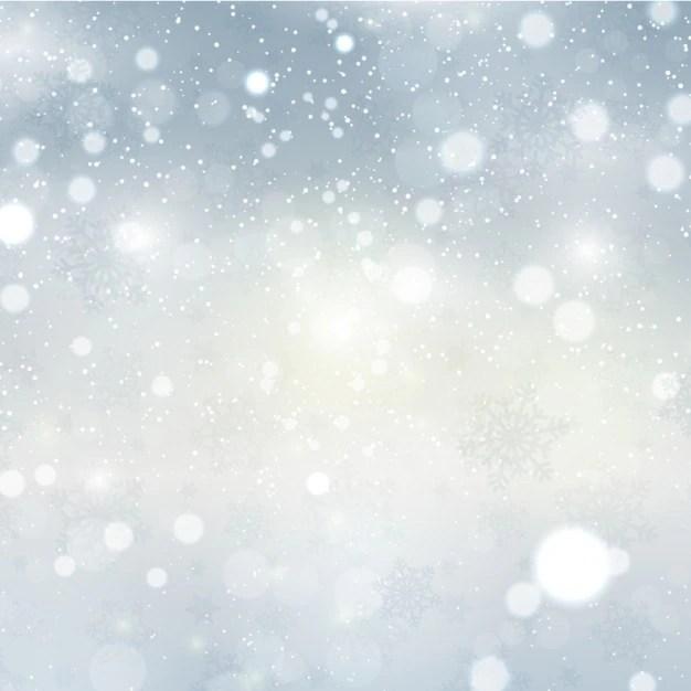 Falling Snow Wallpaper Software Bokeh De Fundo Prata Baixar Vetores Gr 225 Tis