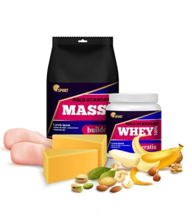 massa-muscular-de-esporte-fitness-ganhando-composicao-realista-de-alimentos-ricos-em-proteinas-com-suplementos-e-nozes-de-carne-de-queijo_1284-26872 Os segredos da Dieta para ganhar massa muscular