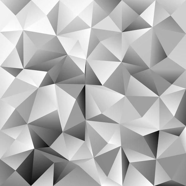 Geometrico triangolo modello di piastrelle sfondo