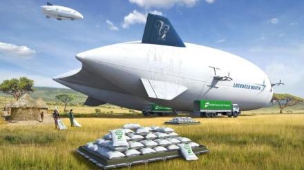 Wasserstoff: Neue Technik soll Luftschiffe wiederbeleben