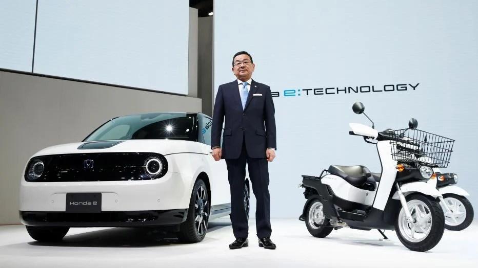 """Honda-CEO: """"E-Autos werden sich nicht durchsetzen"""""""
