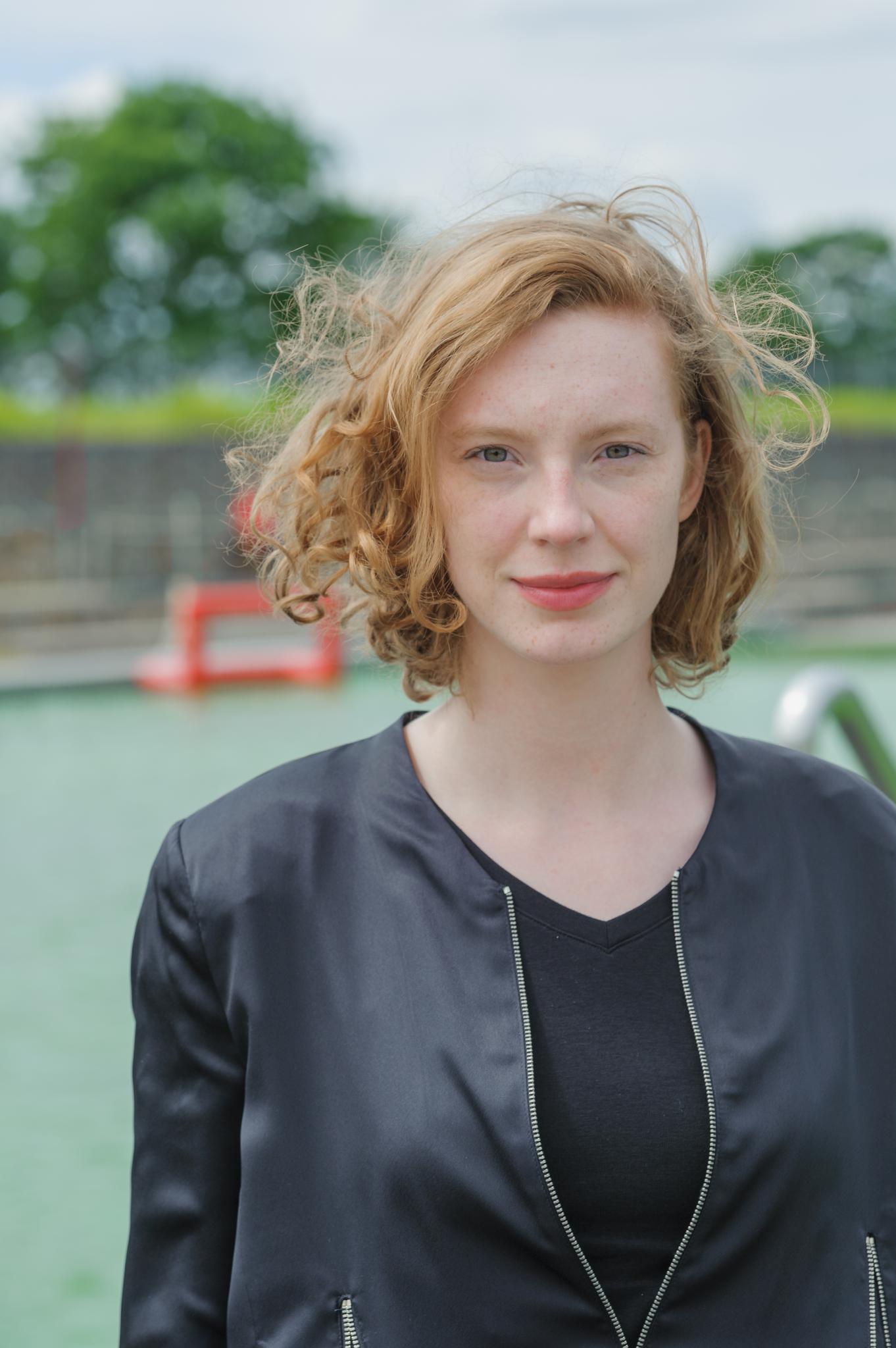 Tatort Echolot Luise Wolfram als schrge CyberPolizistin