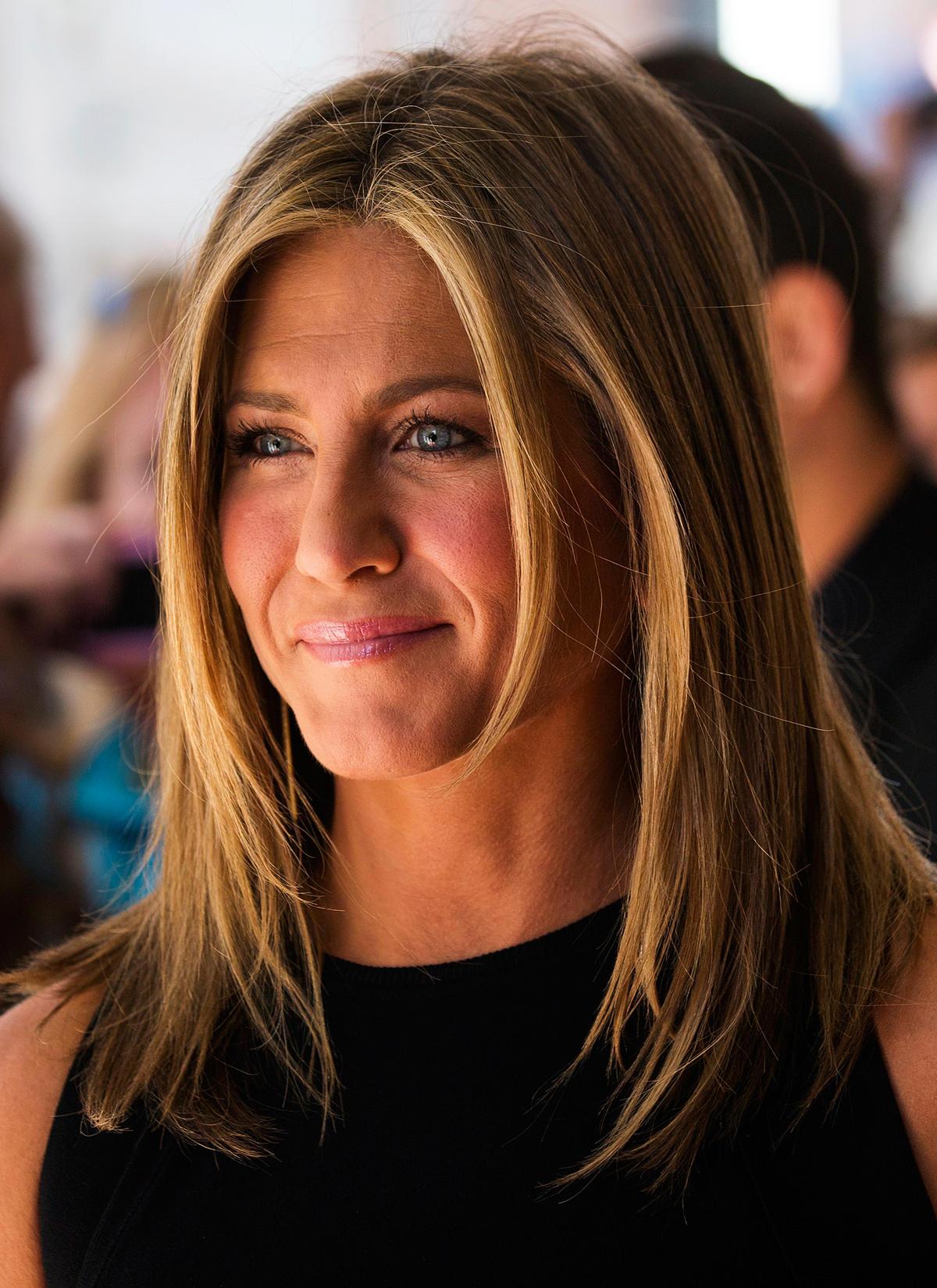 Jennifer Aniston Ihr Schönsten Frisuren In Bildern GALA De