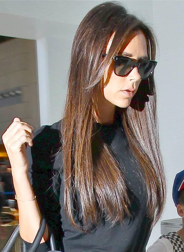 Star Frisuren Victoria Beckham GALA De