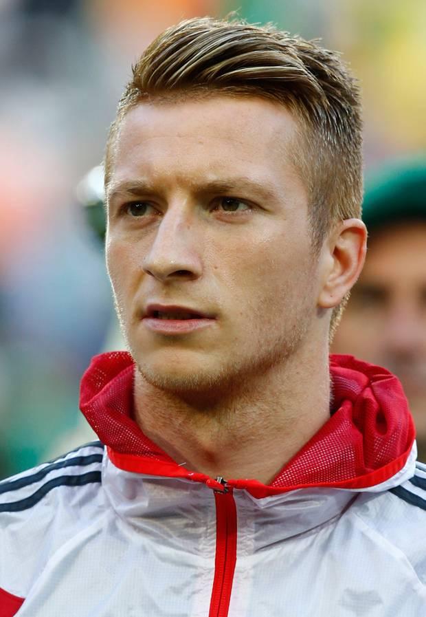 Fußballer Frisuren Entscheidend Is Auf'm Kopf! S 14 GALA De