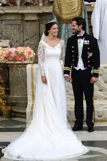 Prinzessin Victoria Verstecktes Detail In Ihrem Brautkleid GALA De