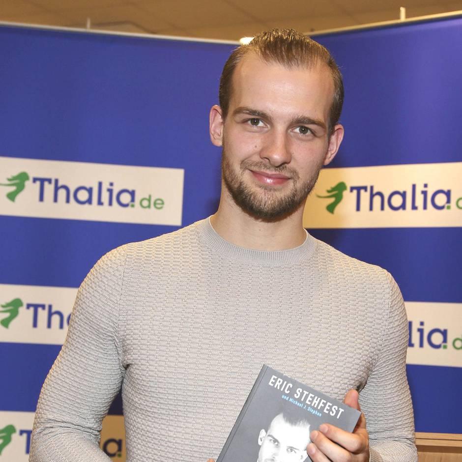 Neue Frisur Chris Lehmann