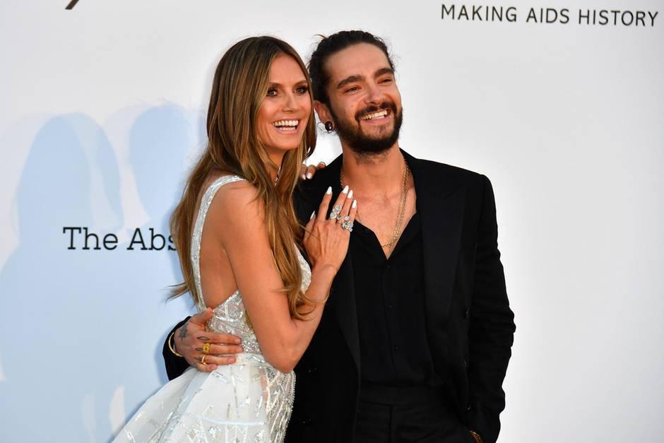 Heidi Klum Neue Details zur Hochzeit mit Tom Kaulitz  GALAde